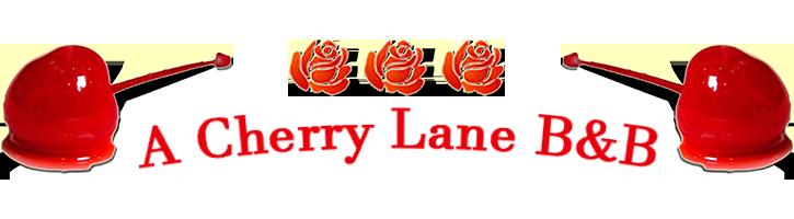 A Cherry Lane